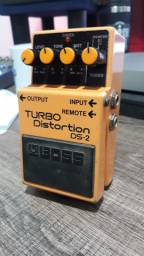 Pedal Turbo Distorcion Ds2 (boss)