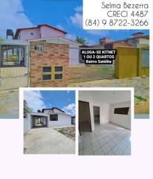 Título do anúncio: Kitnet/conjugado para aluguel tem 50 metros quadrados com 1 quarto em Pitimbu - Natal - RN
