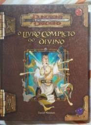 Livro de RPG D&D
