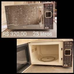 Forno de microondas 25 lts