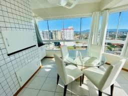 Apartamento dois dormitórios com box duplo andar alto mobiliado Zona Nova C. Canoa RS