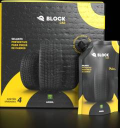 Block-Selante preventivo para pneus? Carro e moto?