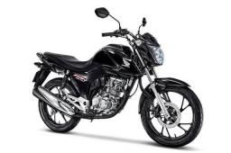 Título do anúncio: Vendo moto CG 160  0km
