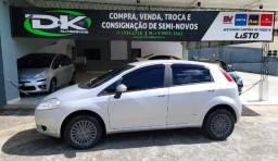 Fiat Punto Attractive 1.4 - 2012 - Raridade!
