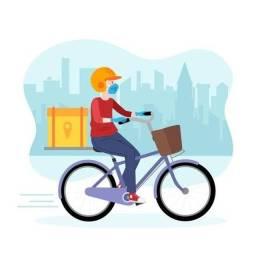 Título do anúncio: Contrata-se bike delivery