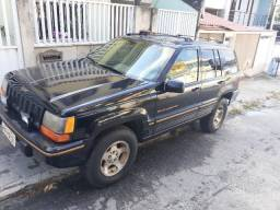 Grand Cherokee Limited 1995 com GNV