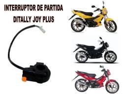 Título do anúncio: Interruptor de Partida Ditally Joy Novo Original