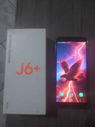 Samsung j6+ em perfeito estado