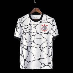 Título do anúncio: Camisa Corinthians I 2021/22 - GG