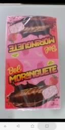 Distribuímos Chocolate MORANGUETE