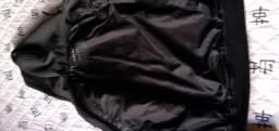 Casaco de couro Zara