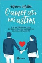 Livro: O amor está nos astros