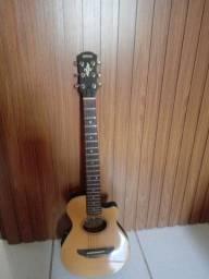 Vende se violão relíquia Yamanha apxt 1n
