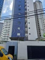 Título do anúncio: Apartamento com 3 dormitórios para alugar, 70 m² por R$ 1.600,00/mês - Boa Viagem - Recife