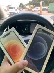 iPhone 12 64gb zero!!! Nunca usado!! Todas as cores!!!