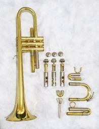 Trompete Geraldo Weingrill (C) Rarissimo Zerado