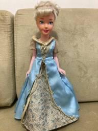 boneca Cinderela da Disney