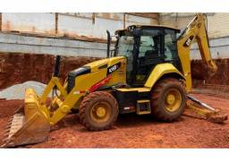 Retroescavadeira Caterpillar CAT 416F2 2019