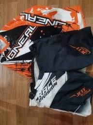 Conjunto Motocross