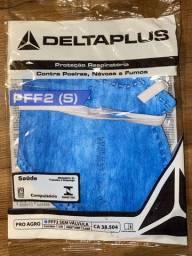PFF2 / N95 com 4 camadas de proteção (caixa com 100 unidades)