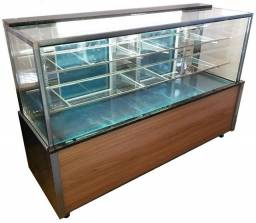 Título do anúncio: Balcão refrigerado confeitaria BOX 2,00 metros