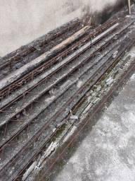 Título do anúncio: Laje pré moldada Concreto 30 Unidades Coluna Treliça Vergalhão