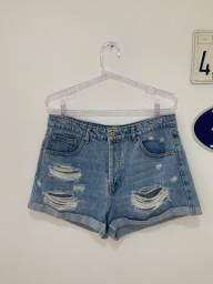 Short jeans forever 21