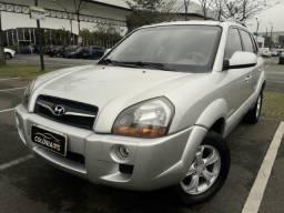 Título do anúncio: Hyundai Tucson GLS 2.0*Automático*Completo*Couro*Lindo*