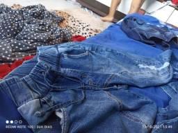 Título do anúncio: Três calças seminovos