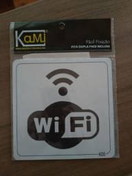 Placa metal wifi