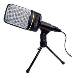 Microfone De Mesa Inova Mic-8641 Profissional Condensador lapela