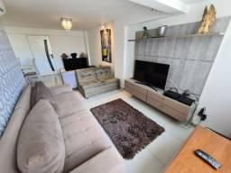 Apartamento 130m², suíte master com 2 varandas, 2 vagas, nascente, reformado, Ponta Verde