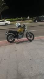 Título do anúncio: Troco em outra moto do voltaaaa dependendo da moto