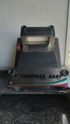 Máquina modeladora de pizza