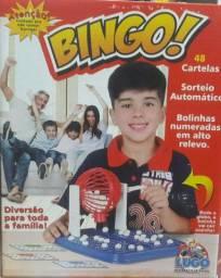 Bingo para crianças e adultos