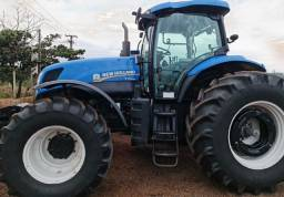 Trator New holland 2018