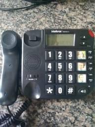 Vendo telefone fixo com identificador de chamadas