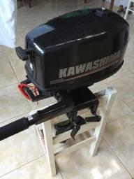 Motor Kawashima 6 HP