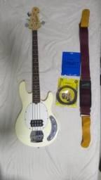 Baixo Tagima Special Series ativo + Amplificador Meteoro