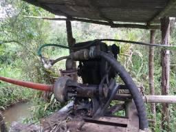 Motor B9 yanmar, motor a diesel, motor estacionario