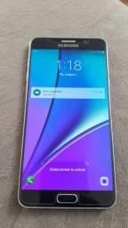 Galaxy Note 5 - 32GB / 4G / Preto - (Seminovo)