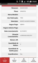 Carretinha reboque 2x1