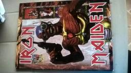 Revista do Iron maiden/ graphic clip n 13