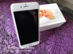 Iphone 6s 32gb rose impecável