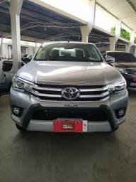 Hilux srv 4x4 diesel - 2018
