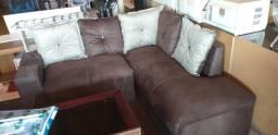 Sofa de canto novo