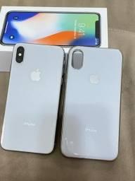 IPhone X 256 GB PRATEADO