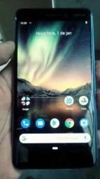 Nokia 6.1 64GB 4 RAM O Topado aparelho poderoso
