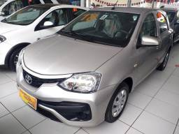 TOYOTA ETIOS 2017/2018 1.3 X 16V FLEX 4P MANUAL - 2018