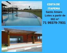 Costa de Itapema - Lotes ,com praia privativa -Lotes a partir de 413 m2 R$59.900
